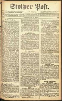 Stolper Post Nr. 198/1911