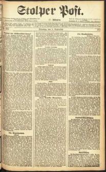 Stolper Post Nr. 208/1911