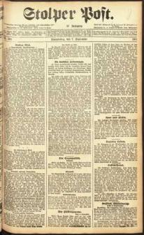 Stolper Post Nr. 210/1911