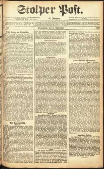 Stolper Post Nr. 212/1911