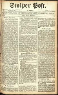 Stolper Post Nr. 217/1911