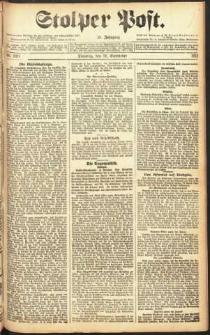 Stolper Post Nr. 220/1911