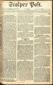 Stolper Post Nr. 228/1911