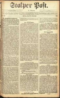 Stolper Post Nr. 229/1911
