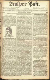 Stolper Post Nr. 230/1911