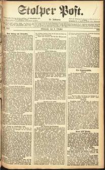 Stolper Post Nr. 233/1911