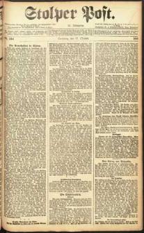 Stolper Post Nr. 244/1911