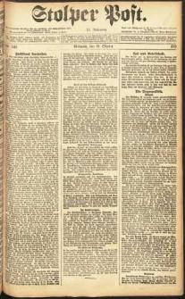 Stolper Post Nr. 245/1911