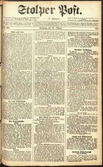 Stolper Post Nr. 250/1911