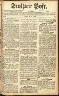 Stolper Post Nr. 256/1911