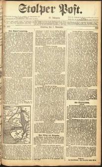 Stolper Post Nr. 262/1911