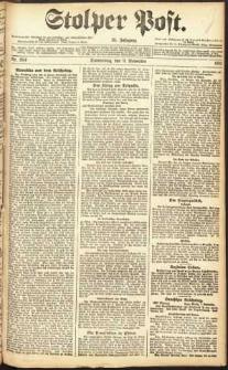 Stolper Post Nr. 264/1911