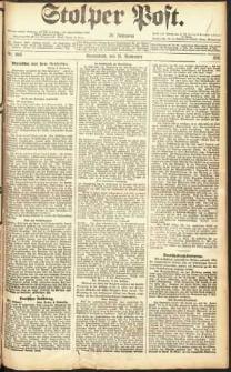 Stolper Post Nr. 266/1911