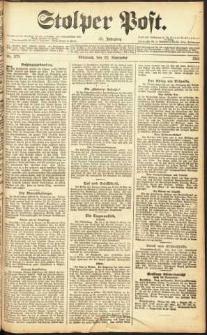 Stolper Post Nr. 275/1911