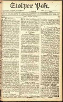 Stolper Post Nr. 276/1911
