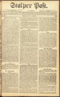 Stolper Post Nr. 298/1911