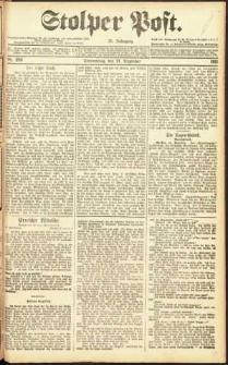 Stolper Post Nr. 299/1911