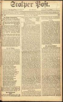 Stolper Post Nr. 300/1911