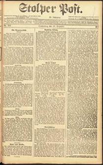 Stolper Post Nr. 303/1911