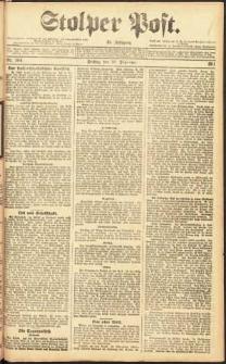 Stolper Post Nr. 304/1911