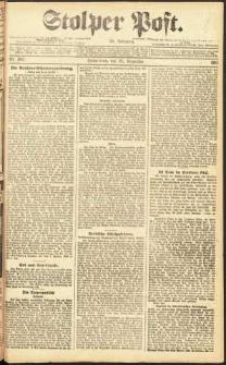 Stolper Post Nr. 305/1911