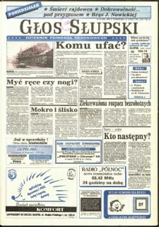 Głos Słupski, 1993, luty, nr 43