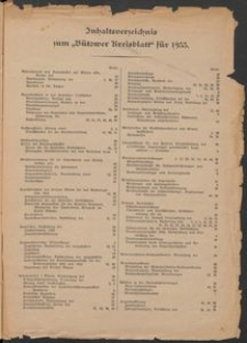 Bütower Kreisblatt 1933
