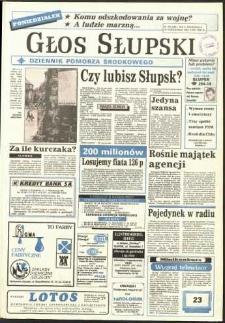 Głos Słupski, 1992, październik, nr 245