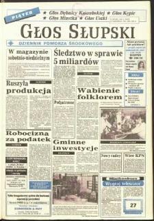 Głos Słupski, 1992, październik, nr 249