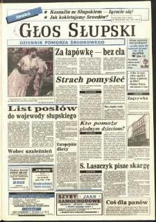 Głos Słupski, 1992, październik, nr 253