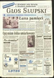 Głos Słupski, 1992, listopad, nr 257