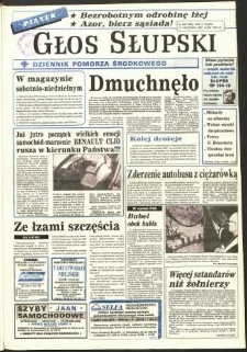 Głos Słupski, 1992, listopad, nr 266