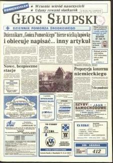 Głos Słupski, 1992, listopad, nr 280