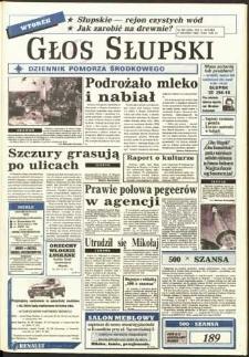 Głos Słupski, 1992, grudzień, nr 287