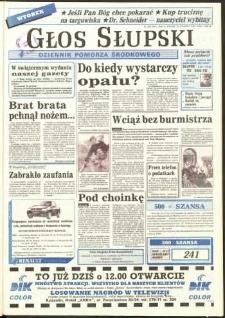Głos Słupski, 1992, grudzień, nr 299