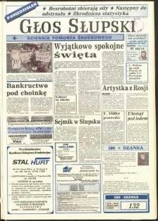 Głos Słupski, 1992, grudzień, nr 302