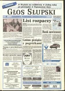 Głos Słupski, 1992, grudzień, nr 303
