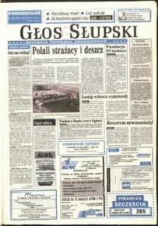 Głos Słupski, 1993, lipiec, nr 153