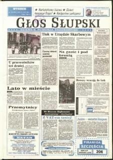 Głos Słupski, 1993, lipiec, nr 154