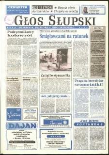 Głos Słupski, 1993, sierpień, nr 180