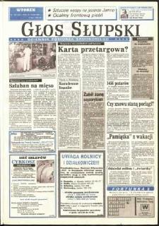 Głos Słupski, 1993, sierpień, nr 184