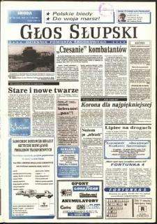 Głos Słupski, 1993, sierpień, nr 185