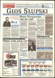 Głos Słupski, 1993, sierpień, nr 188