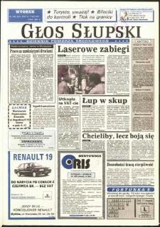 Głos Słupski, 1993, sierpień, nr 190