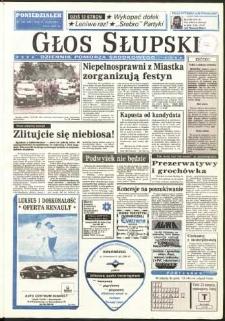 Głos Słupski, 1993, sierpień, nr 195