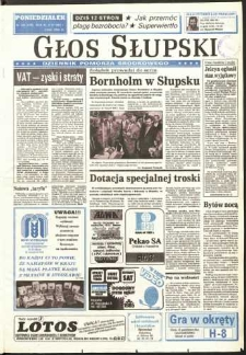 Głos Słupski, 1993, październik, nr 231