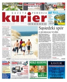 Kurier Lęborski Gazeta Pomorza, 2012, nr 8