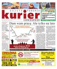 Kurier Słupski Gazeta Pomorza, 2012, nr 9