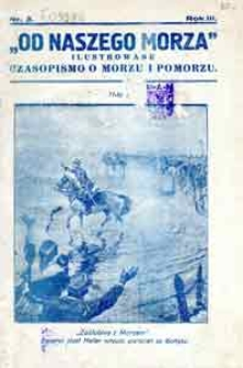 Od naszego morza : ilustrowane czasopismo o morzu i Pomorzu, 1931, nr 3