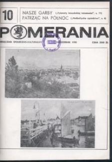 Pomerania : miesięcznik społeczno-kulturalny, 1990, nr 11-12